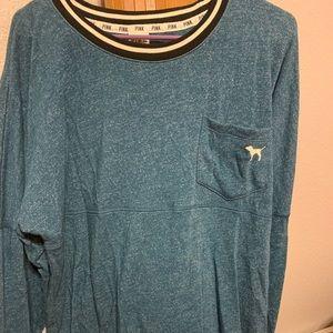 Tops - PINK Victoria Secret Oversized Sweatshirt